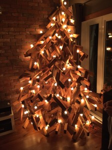 Arbre Noël cèdre rouge de l'Ouest sélect